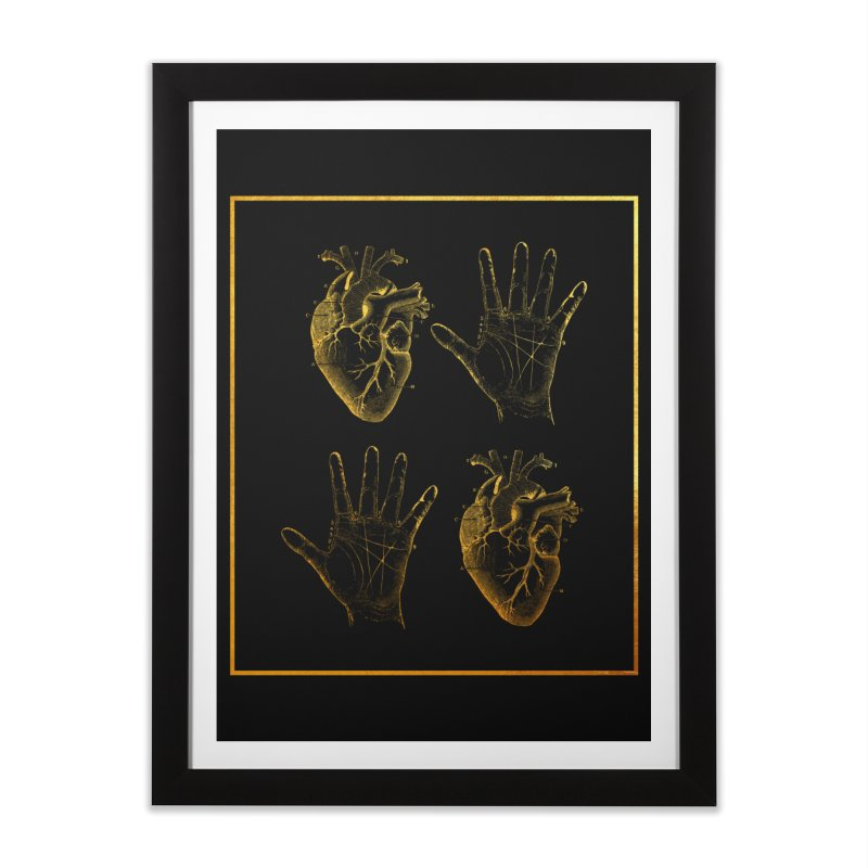 Fate Home Framed Fine Art Print by Paddy Ribeiro