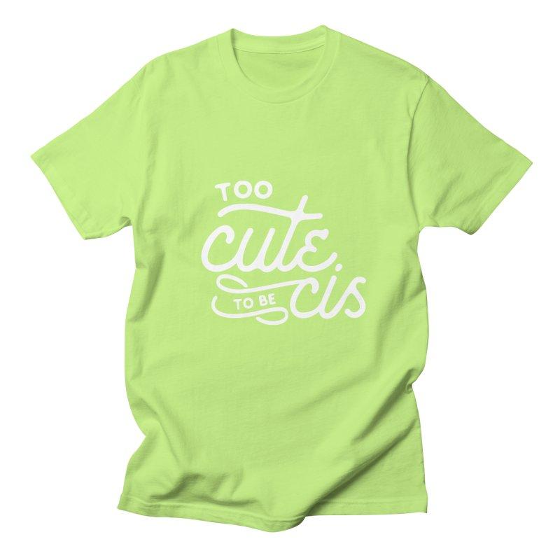 Too Cute Men's T-Shirt by Paddy Ribeiro