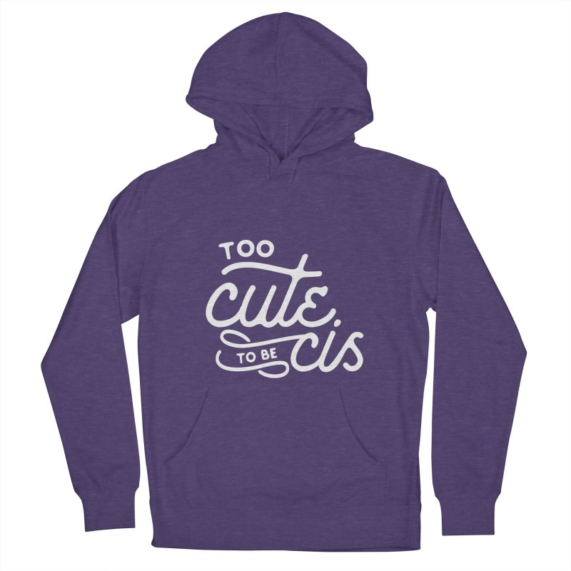 Too Cute Women's Pullover Hoody by Paddy Ribeiro