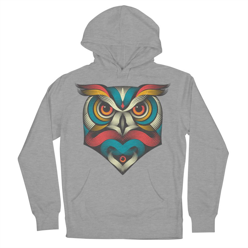 Sowl Women's Pullover Hoody by pagata's Artist Shop