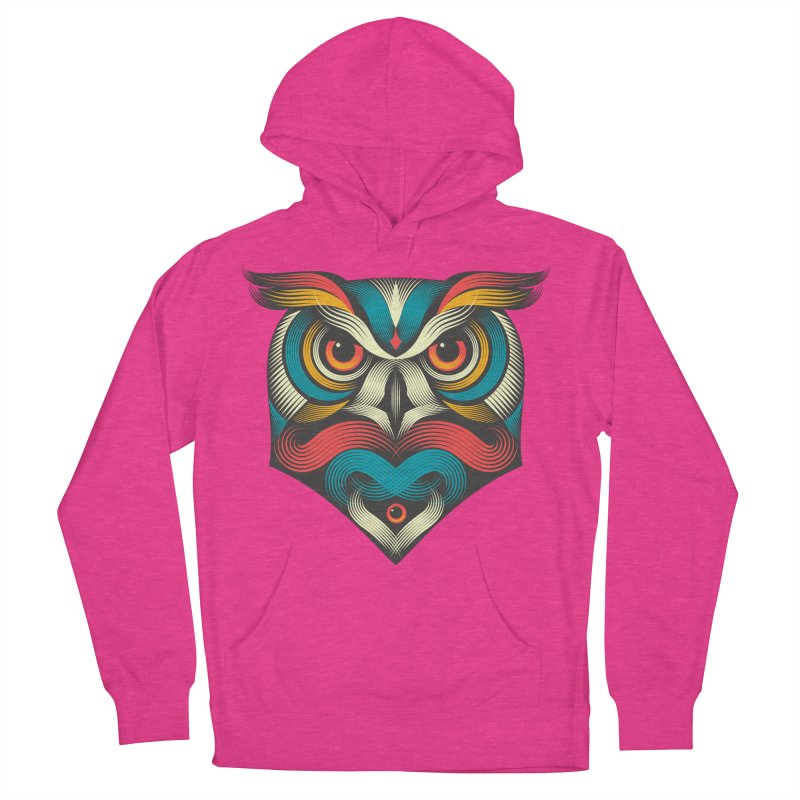 Sowl Men's Pullover Hoody by pagata's Artist Shop