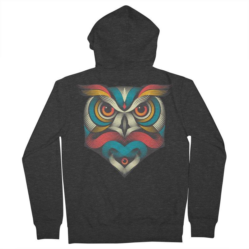 Sowl Men's Zip-Up Hoody by pagata's Artist Shop