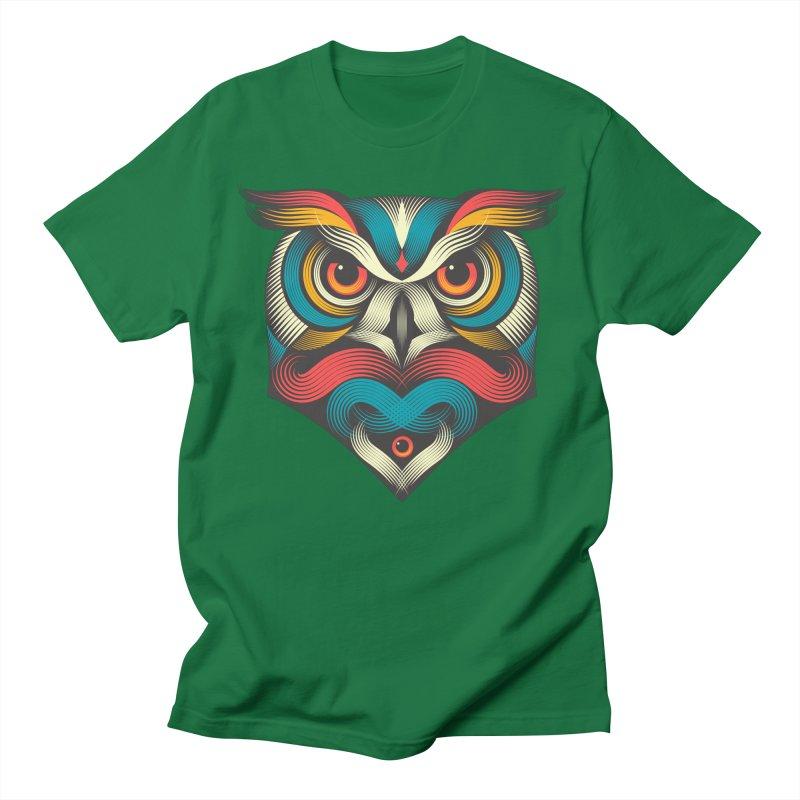 Sowl Men's T-Shirt by pagata's Artist Shop