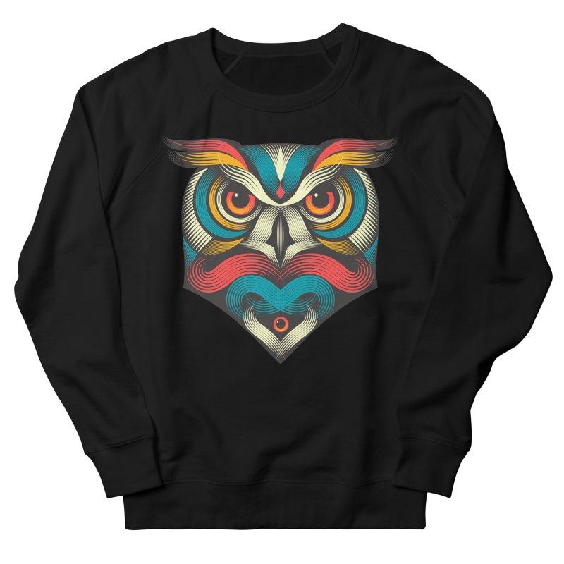 Sowl Men's Sweatshirt by pagata's Artist Shop