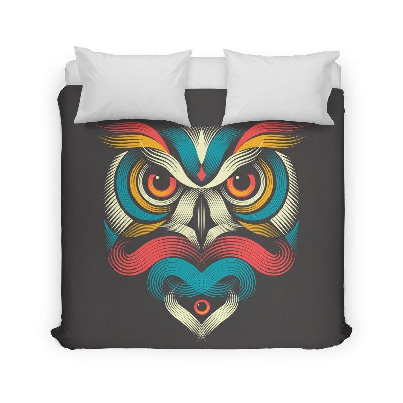 Sowl Home Duvet by pagata's Artist Shop