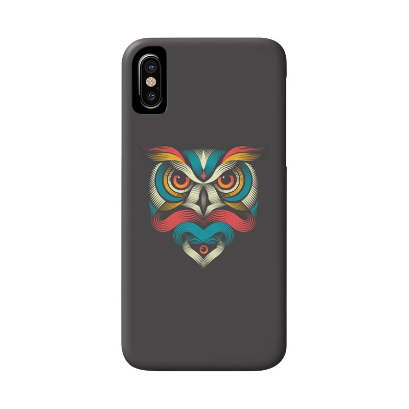 Sowl Accessories Phone Case by pagata's Artist Shop