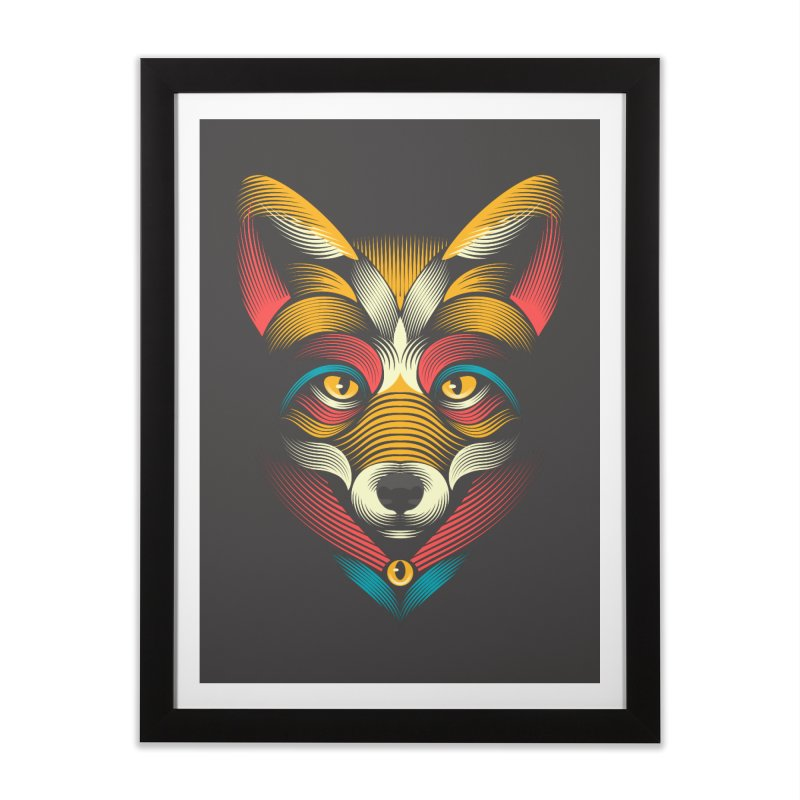 FOXoul Home Framed Fine Art Print by pagata's Artist Shop