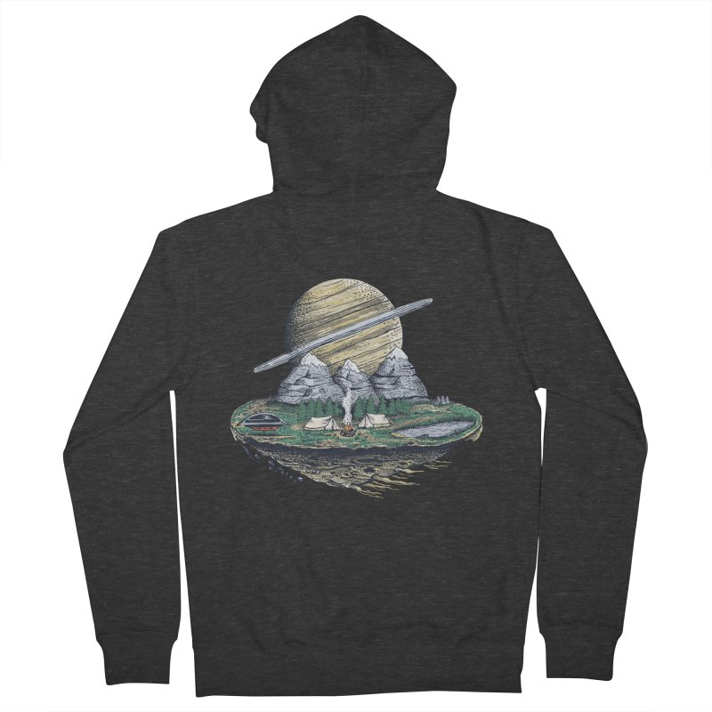 Let's go outside! Women's Zip-Up Hoody by pagata's Artist Shop