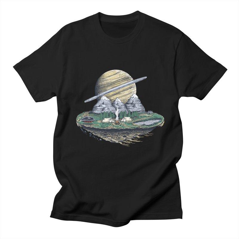 Let's go outside! Men's T-shirt by pagata's Artist Shop
