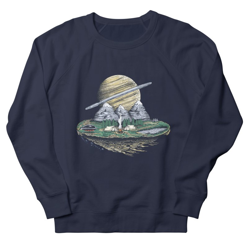Let's go outside! Men's Sweatshirt by pagata's Artist Shop