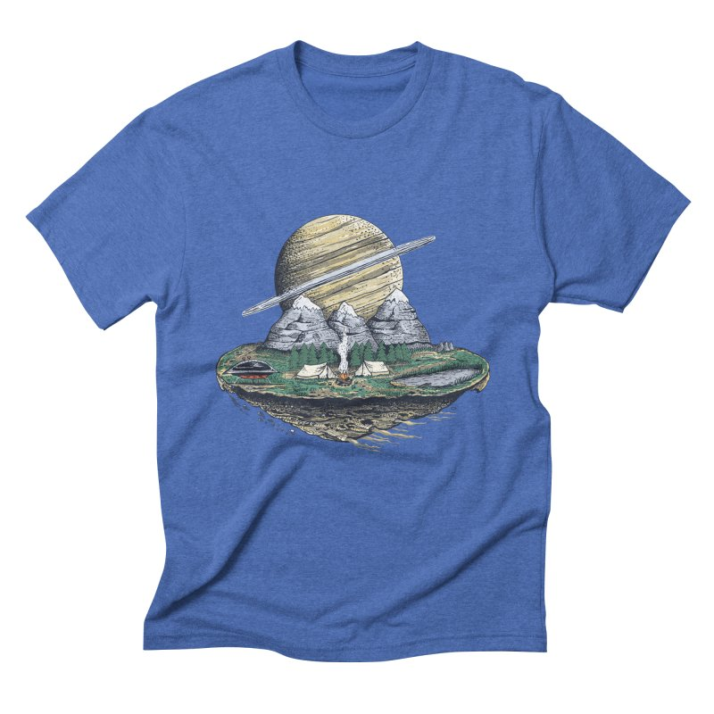 Let's go outside! Men's Triblend T-Shirt by PAgata's Artist Shop