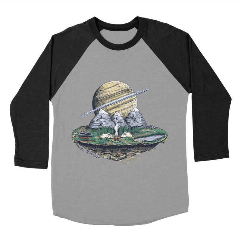 Let's go outside! Women's Baseball Triblend T-Shirt by pagata's Artist Shop