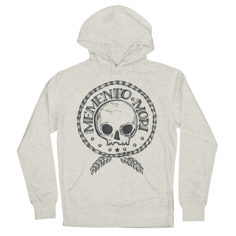 Remember that you must die. Women's Pullover Hoody by pagata's Artist Shop