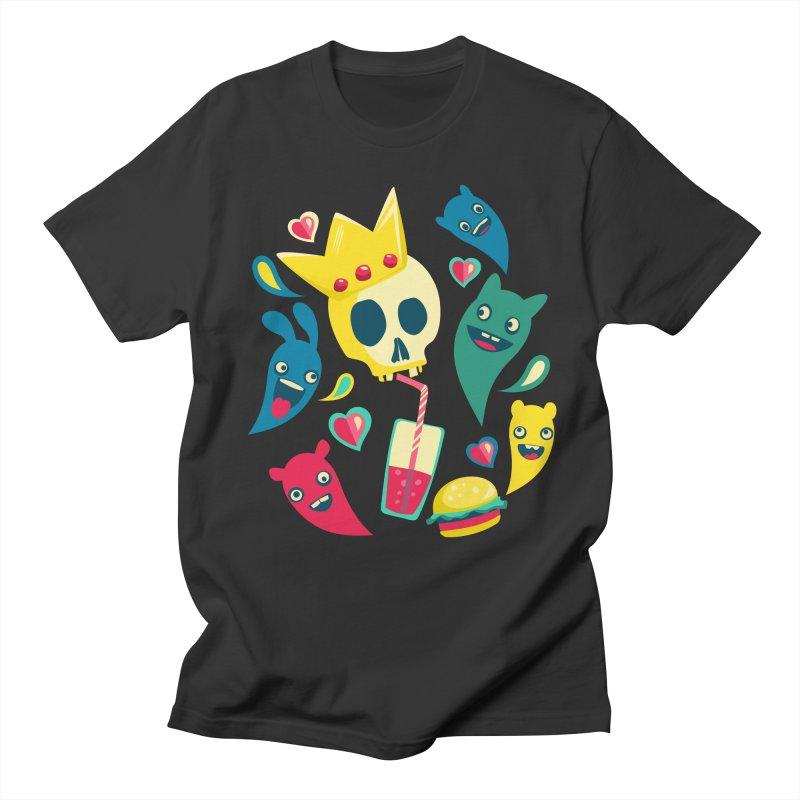 Diet starts next monday Men's T-Shirt by pagata's Artist Shop