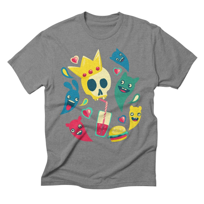 Diet starts next monday Men's Triblend T-shirt by pagata's Artist Shop