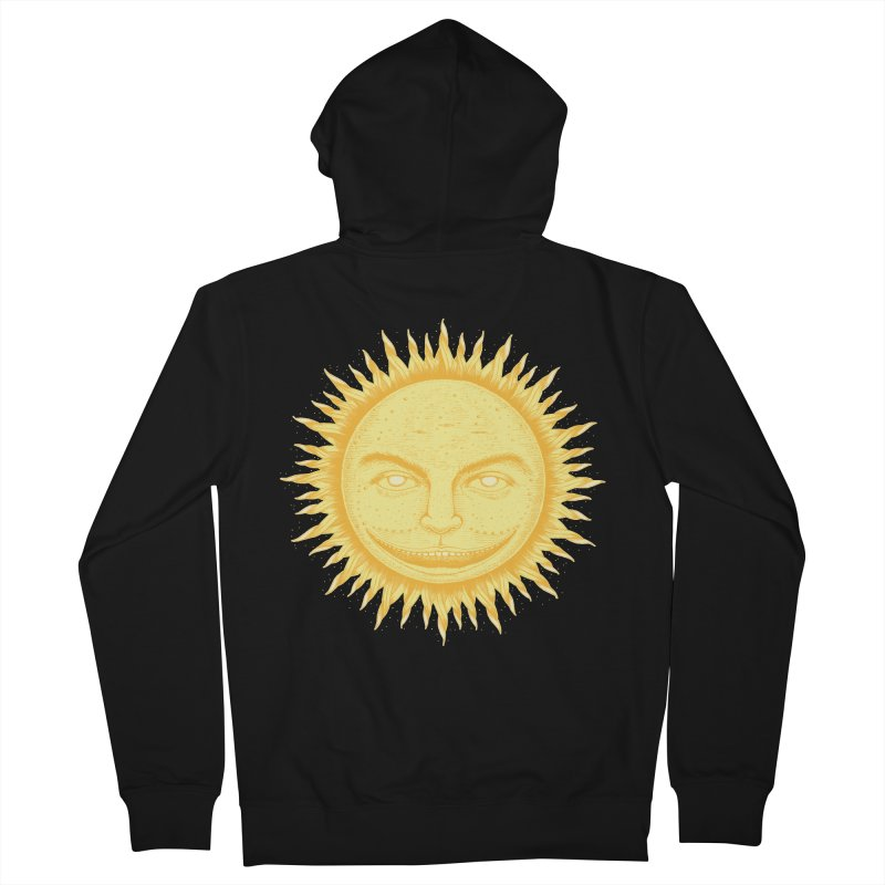 PanSol Men's Zip-Up Hoody by pagata's Artist Shop