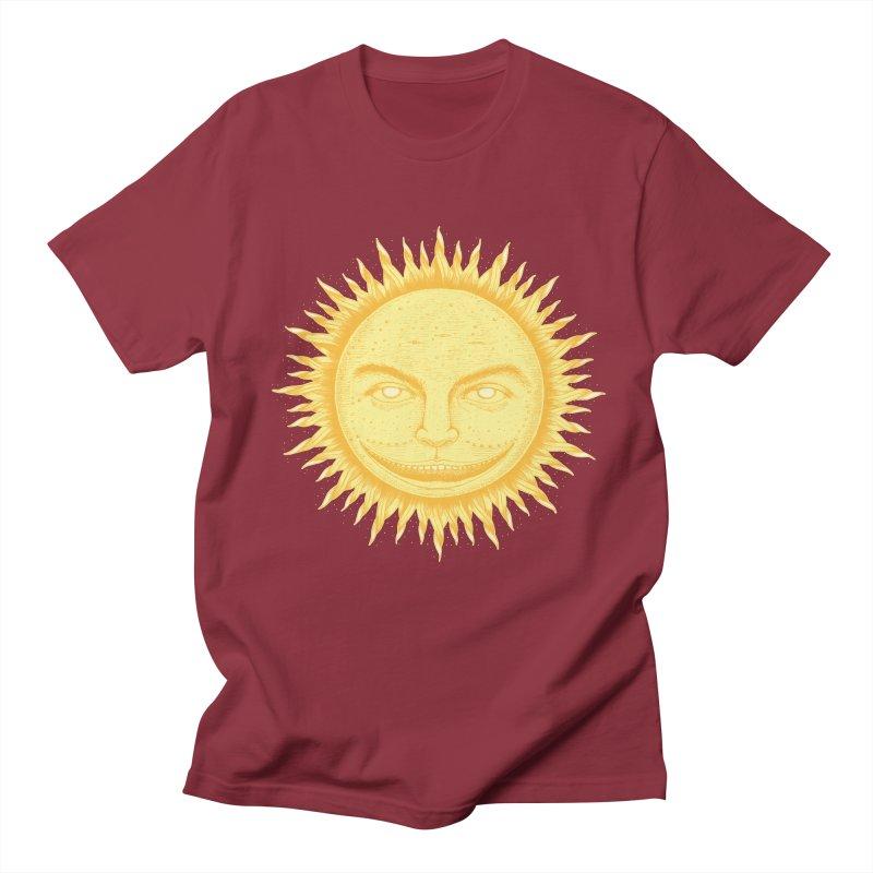 PanSol Men's T-Shirt by pagata's Artist Shop
