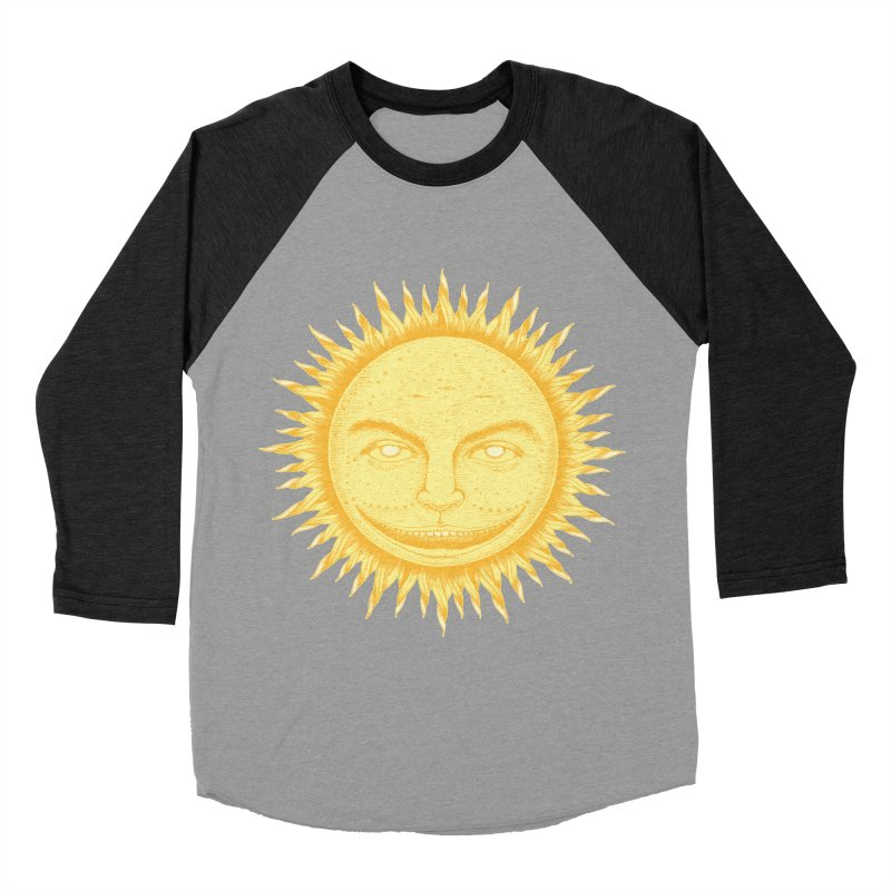 PanSol Women's Baseball Triblend T-Shirt by pagata's Artist Shop