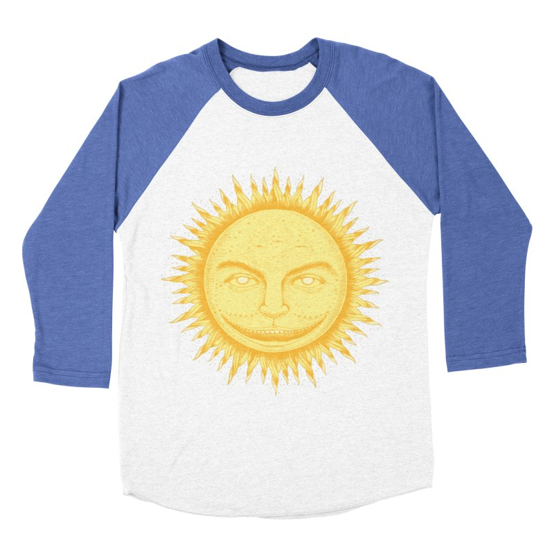 PanSol Men's Baseball Triblend T-Shirt by PAgata's Artist Shop