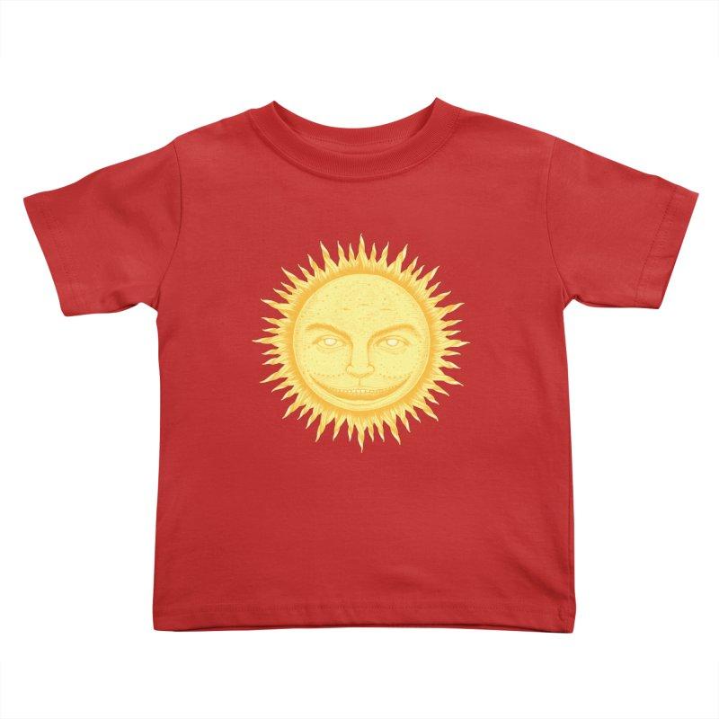 PanSol Kids Toddler T-Shirt by pagata's Artist Shop