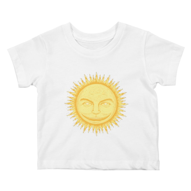 PanSol Kids Baby T-Shirt by pagata's Artist Shop