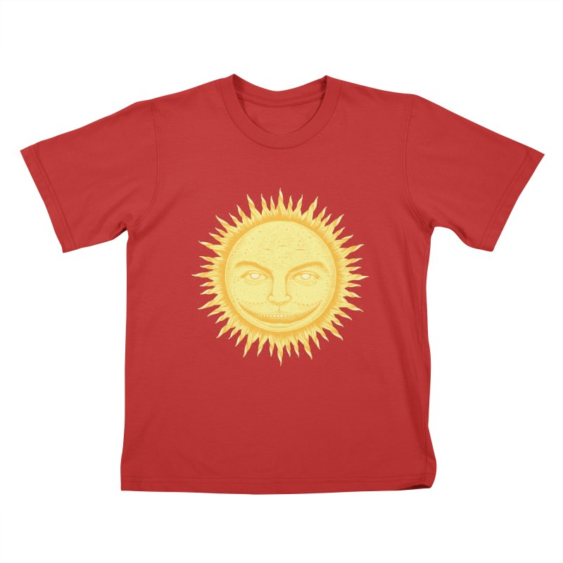 PanSol Kids T-Shirt by PAgata's Artist Shop