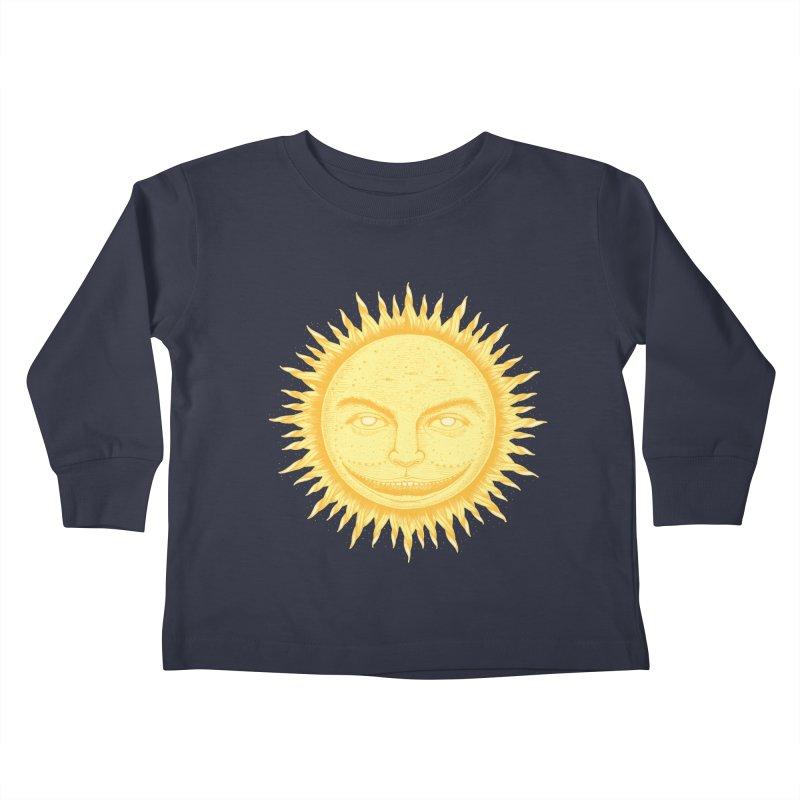 PanSol Kids Toddler Longsleeve T-Shirt by pagata's Artist Shop