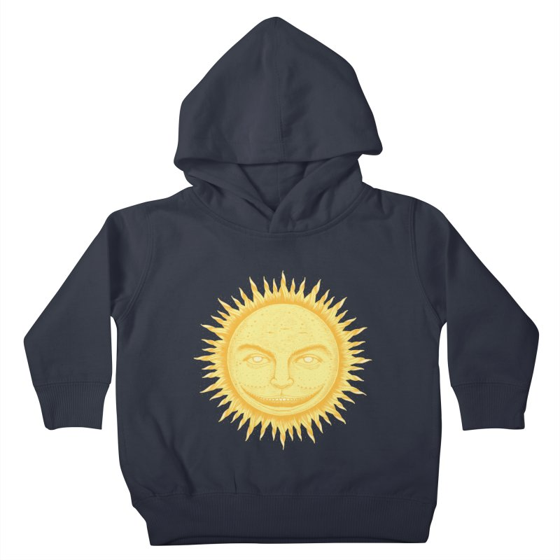 PanSol Kids Toddler Pullover Hoody by pagata's Artist Shop