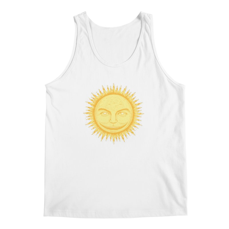 PanSol Men's Tank by PAgata's Artist Shop