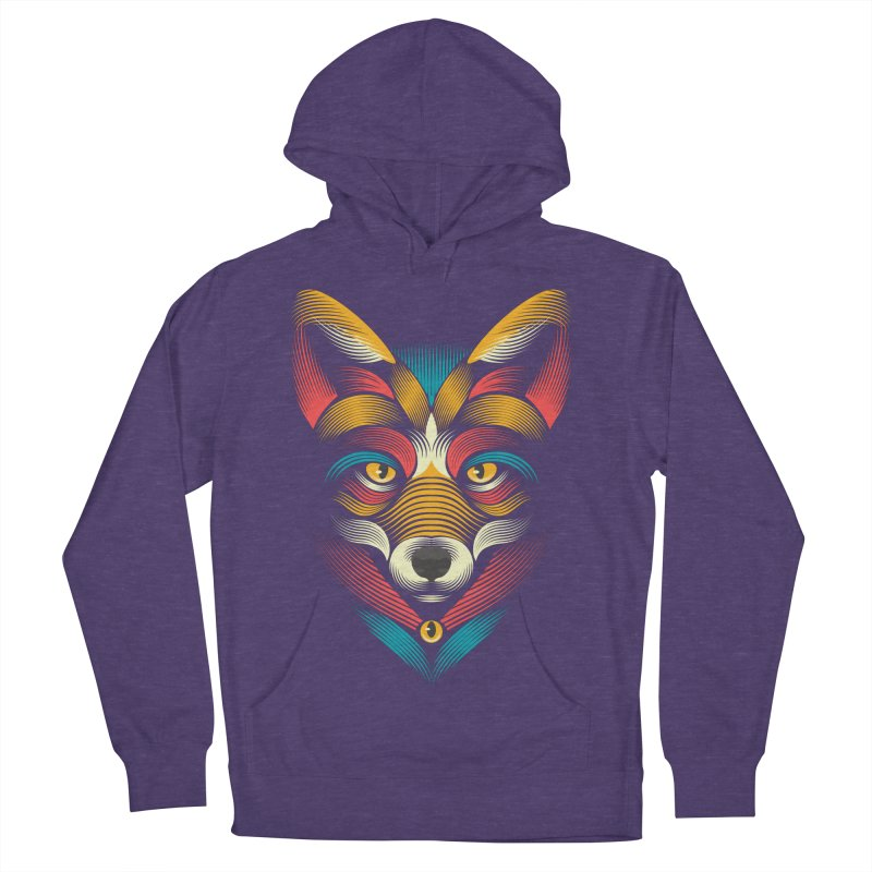 FOXoul Men's Pullover Hoody by PAgata's Artist Shop