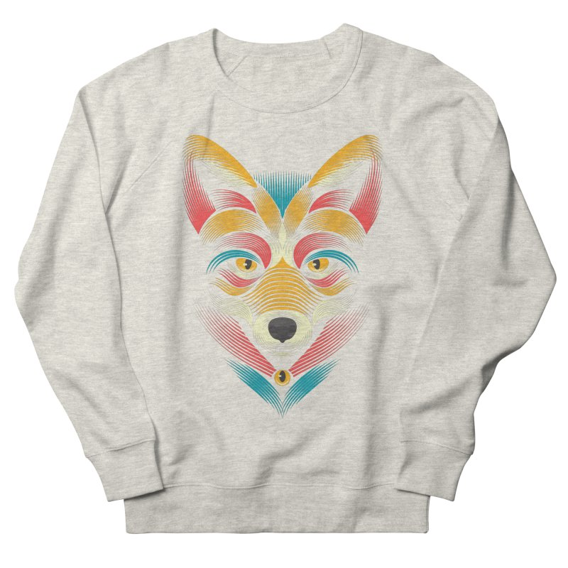 FOXoul Men's Sweatshirt by PAgata's Artist Shop