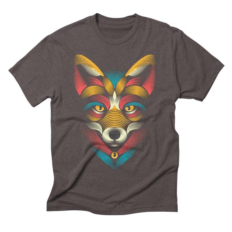 FOXoul Men's Triblend T-Shirt by PAgata's Artist Shop