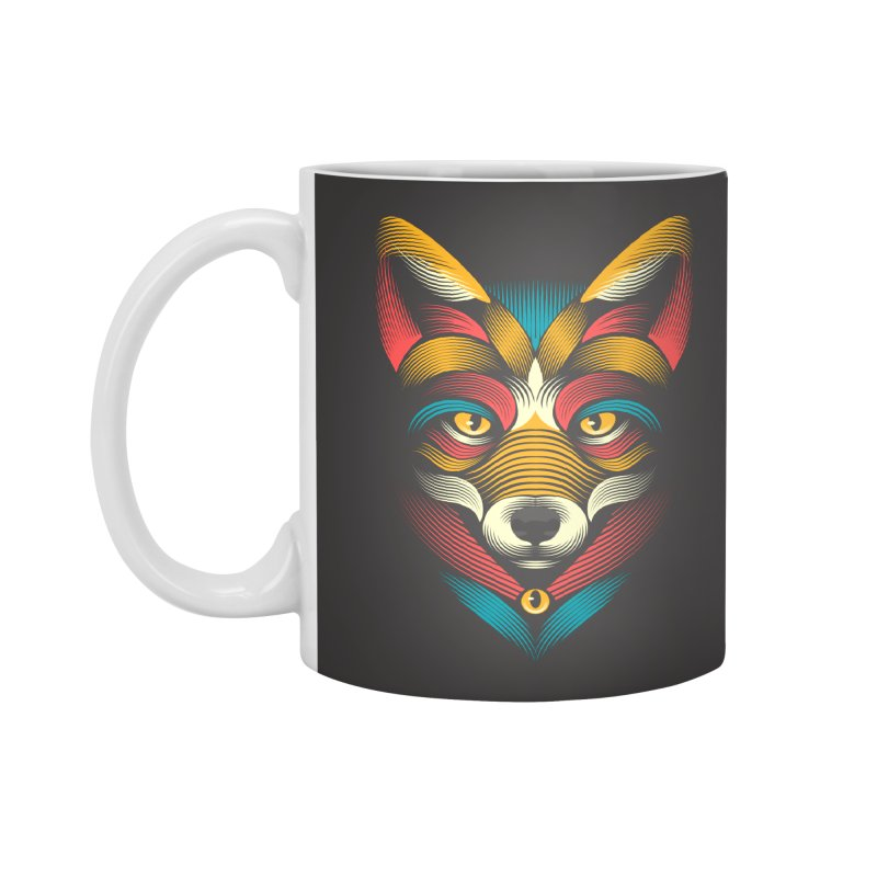 FOXoul Accessories Mug by PAgata's Artist Shop