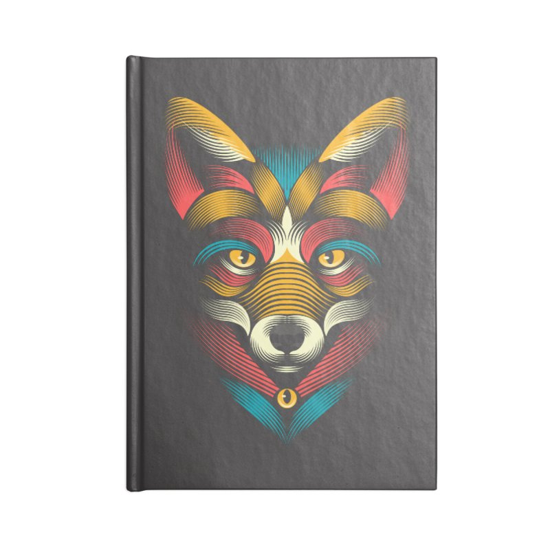 FOXoul Accessories Notebook by PAgata's Artist Shop