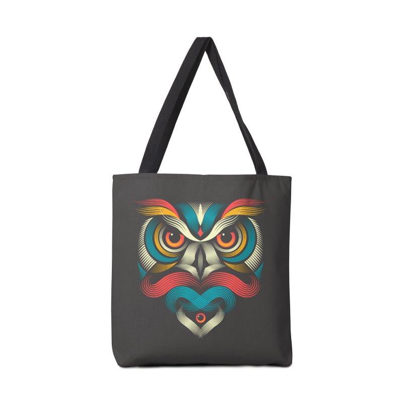 Sowl Accessories Bag by PAgata's Artist Shop