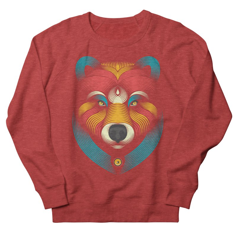 BEARsoul Men's Sweatshirt by PAgata's Artist Shop