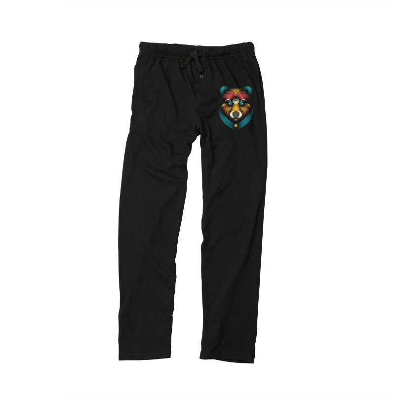 BEARsoul Men's Lounge Pants by PAgata's Artist Shop
