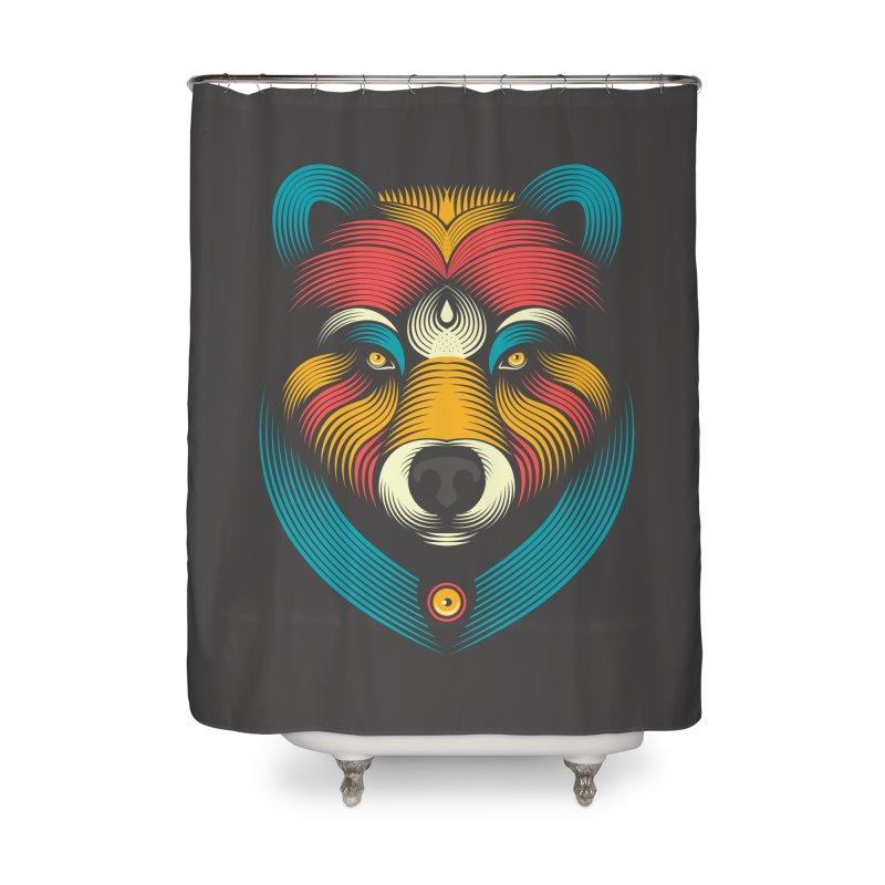 BEARsoul Home Shower Curtain by PAgata's Artist Shop