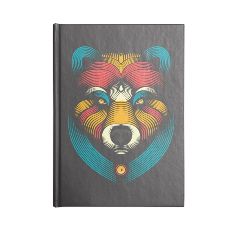BEARsoul Accessories Notebook by PAgata's Artist Shop