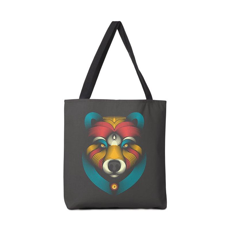 BEARsoul Accessories Bag by PAgata's Artist Shop