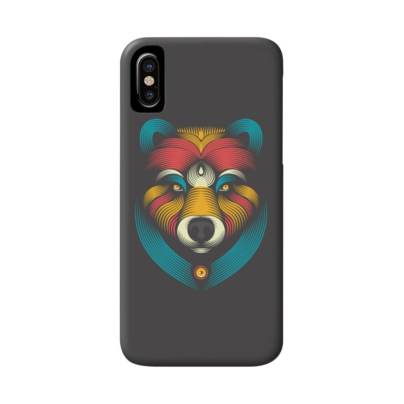 BEARsoul Accessories Phone Case by PAgata's Artist Shop