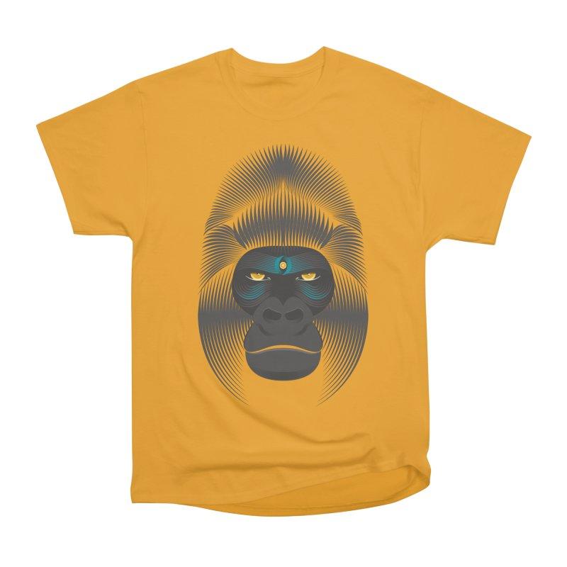 Gorilla soul - dark colours clothes Women's Classic Unisex T-Shirt by PAgata's Artist Shop