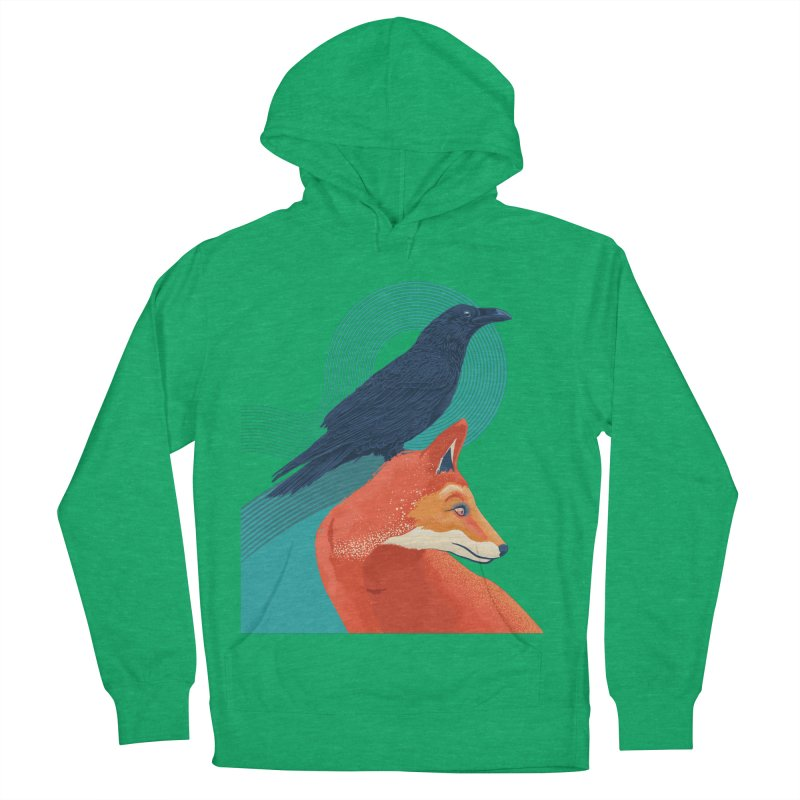Friends or enemies? Men's Pullover Hoody by PAgata's Artist Shop