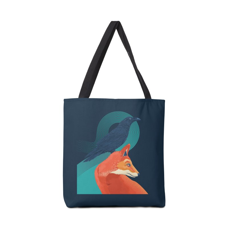 Friends or enemies? Accessories Bag by PAgata's Artist Shop
