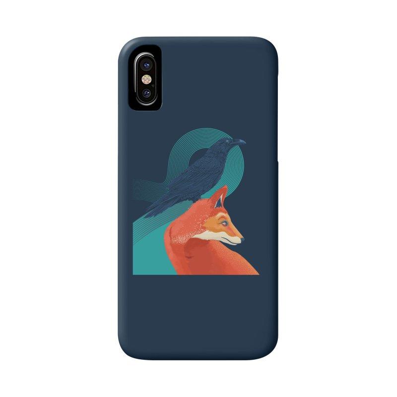Friends or enemies? Accessories Phone Case by PAgata's Artist Shop