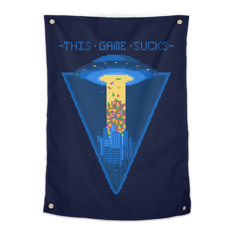 So easy game Home Tapestry by PAgata's Artist Shop