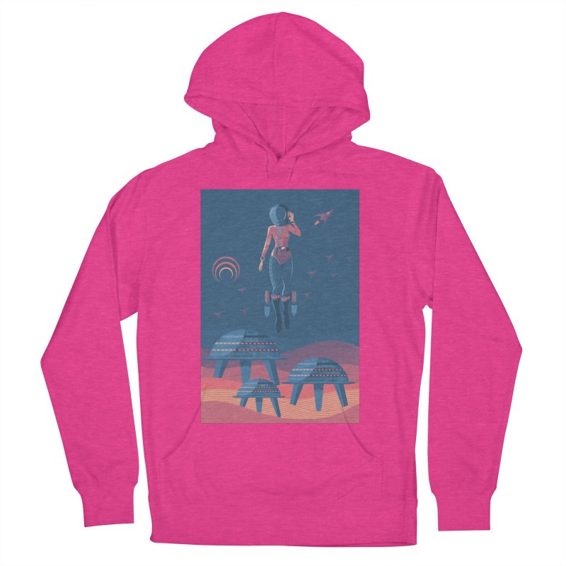 Bye! honey! Men's Pullover Hoody by pagata's Artist Shop