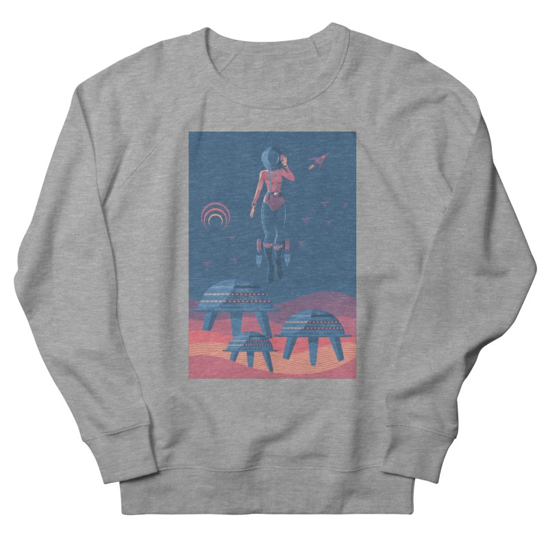 Bye! honey! Men's Sweatshirt by pagata's Artist Shop