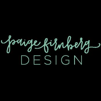 paigefirnbergdesign's Artist Shop Logo