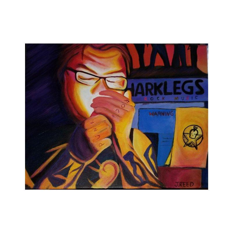Jamie Dlux Men's T-Shirt by paintbytiger's Artist Shop